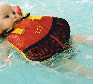 Gilet de sauvetage bébé