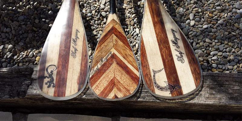 pagaie paddle