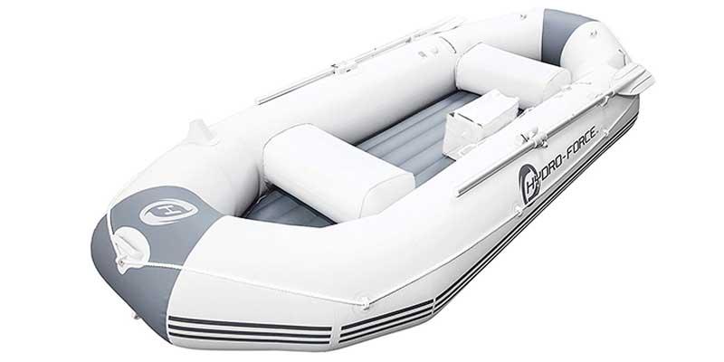 bateau gonflable pêche